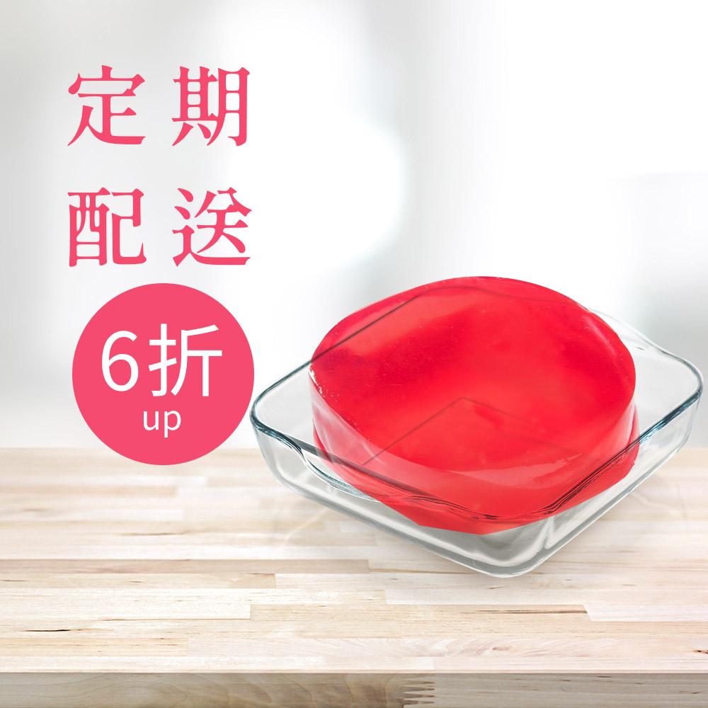 定期訂購 -- 紅蒟蒻按摩潔顏皂